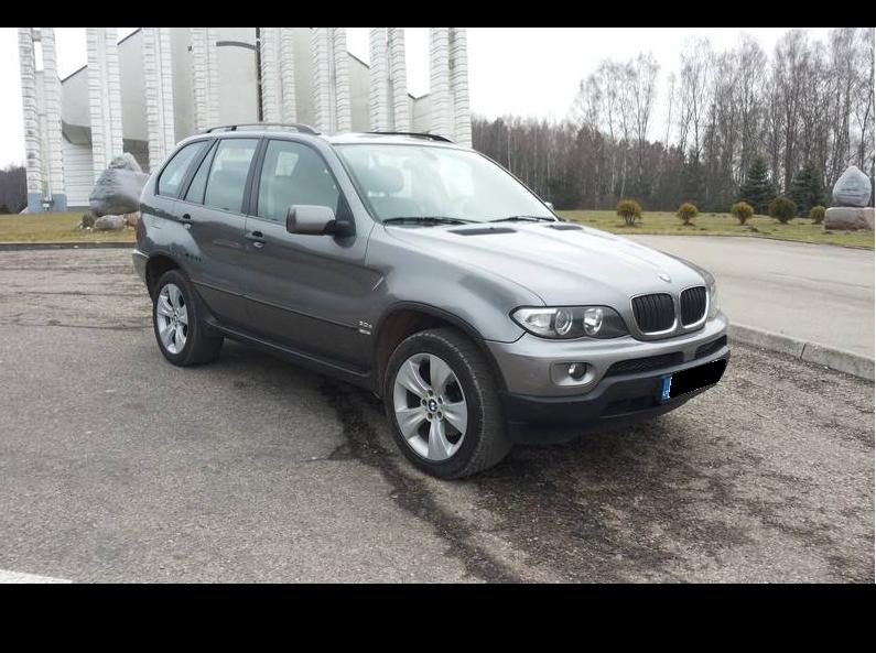 17.BMW X5 160KW