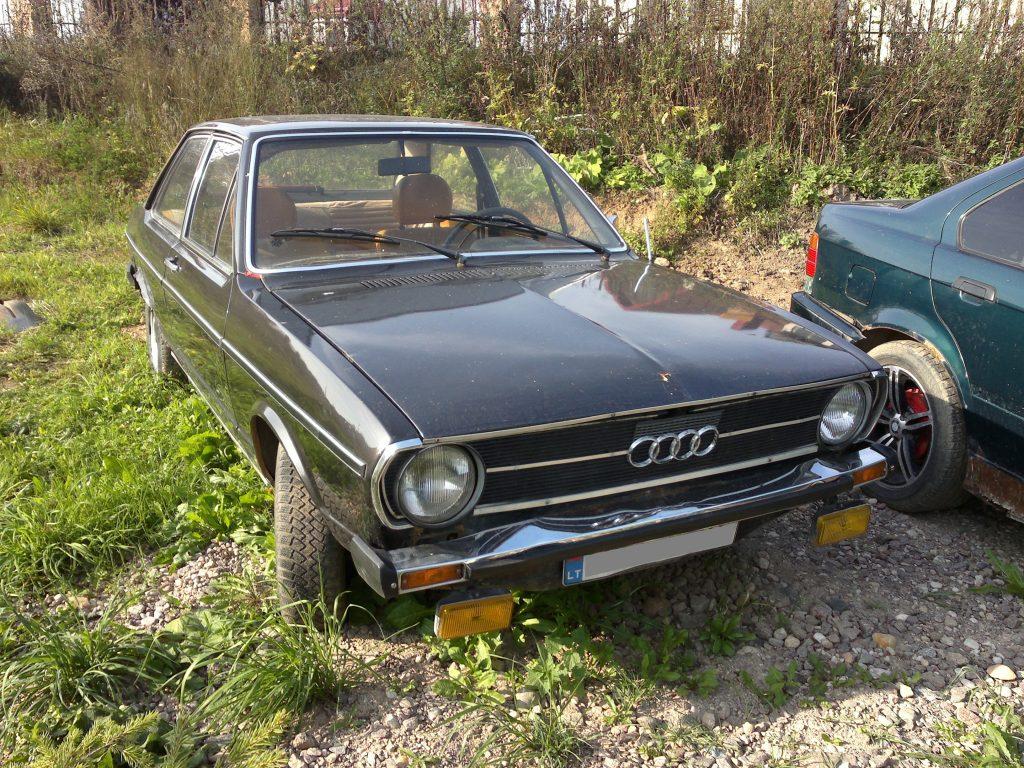 (5.)Audi 80 1.5B 55Kw
